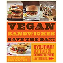 [VEGAN SANDWICHES SAVE THE DAY] by (Author)Steen, Celine on Aug-02-12