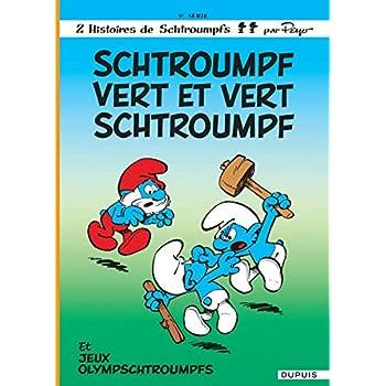 Schtroumpf vert et vert Schtroumpf, tome 9