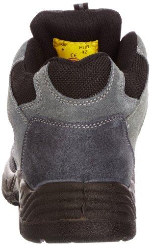 Dickies - Chaussure De Sécurité Montante Pour Homme Bout Et Semelle Intermédiaire En Acier Col Chevi Gris (grey/black)