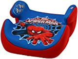 Marvel Racer Topo Luxe 104-141-720 Child's Car Booster Seat with Spider-Man Design, 15-36 kg, ECE Group 2 / 3