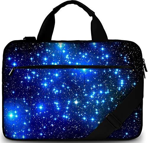 Sidorenko Laptoptasche 15/15,6 Zoll - Moderne Notebooktasche aus Canvas - Hochwertige Laptop Tasche - Schmutz- & Wasserabweisende Laptop Bag mit Zubehörfach (Laptop-tasche Sichere)