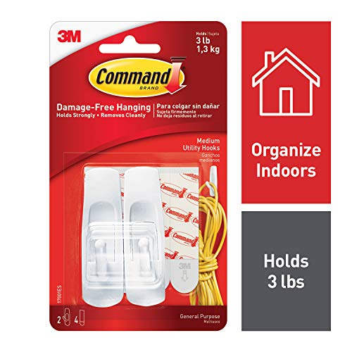 check MRP of hanging curtains with command hooks Command