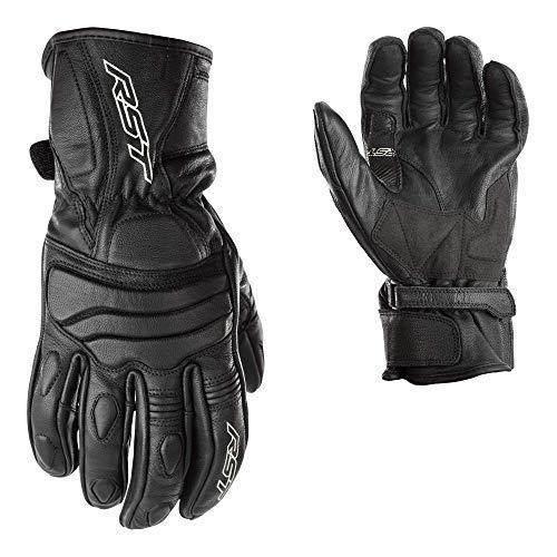 RST 2105 Jet CE Motorrad Handschuh Schwarz Grobe L 10 -