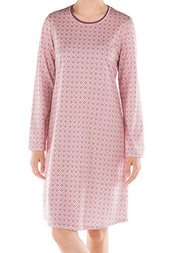 Calida Damen Nachthemd Torino Nightshirt feminine rose