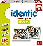 Educa Borrás 14783 - Identic Natura (110 Cartas) , Modelos/colores Surtidos, 1 Unidad