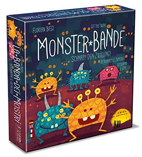 Monster-Bande, Reaktionsspiel - Monster-spiel S