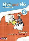 Flex und Flo - Ausgabe 2014: Themenheft Geometrie 4: Verbrauchsmaterial