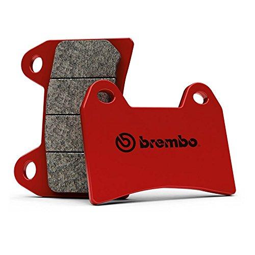 Brembo 07BB19SA (EBC FA244), pastiglie freno a disco anteriore sinterizzato