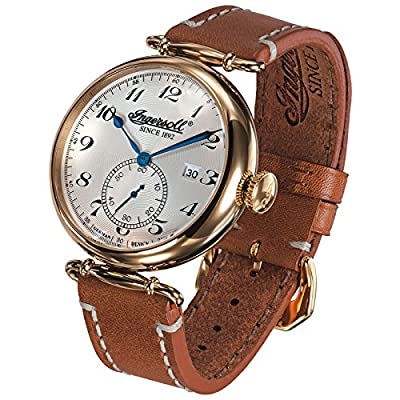 Ingersoll Gents Watch XL Analogue Automatic Leather IN1315GSL