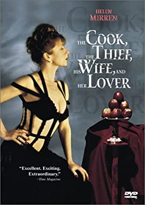 The Cook, the Thief, His Wife and Her Lover [Import USA Zone 1]