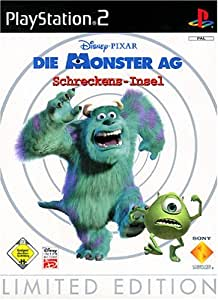 Die Monster AG : Schreckens-Insel - Limited Edition [import allemand]