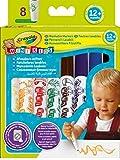 10-crayola-mini-kids-loisirs-creatifs-8-feutres-lavables-des-1-an