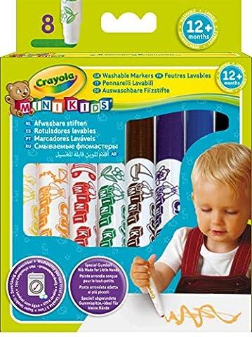 Crayola 03.8324R - 8 Erste