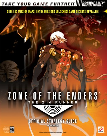 Zone of the Enders(tm): The 2nd Runner Official Strategy Guide (Brady Games)