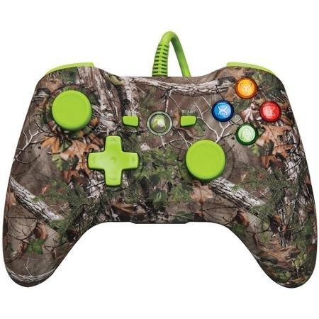 Xbox 360PROEX Realtree APS (Weiß Camo mit Grau) (Holz Camo mit Grün)