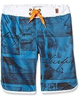 NAME IT Jungen Badeshorts Nitzan Kids Surf Shorts 216