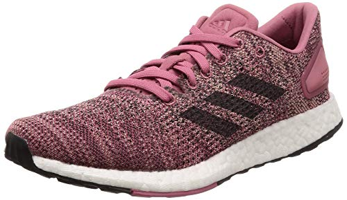 adidas Pureboost DPR W, Zapatillas de Running para Mujer, Rosa (Trace Maroon/Ash Pearl S18/Carbon), 38 2/3 EU