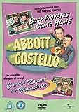 Abbott And Costello: Buck Privates/Comin' Round The Mountain [DVD]