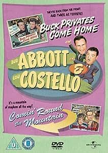 Abbott and Costello - Buck Privates Come Home/ Comin' Round The Mountain [UK Import]