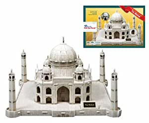 3D Puzzle Taj Mahal Indien 63 Teile - ab 10 Jahre