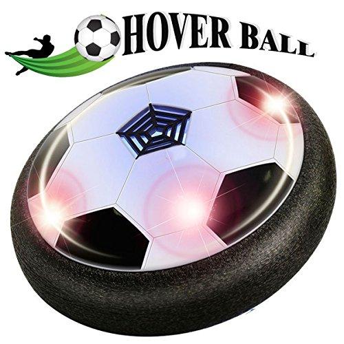 DMbaby Spielzeug für 3 Jahre Alten Jungen, Hover Ball Spielzeug für 4-8 Jahre Alten Jungen Geschenke für Jungen Mädchen schwarz Weihnachten NGDHB02