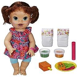 Muñeca que come, por Baby Alive