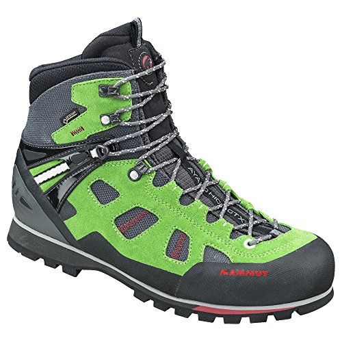 Mammut Ayako High GTX Men Backpacking/Hiking Footwear (High) sherwood-lava