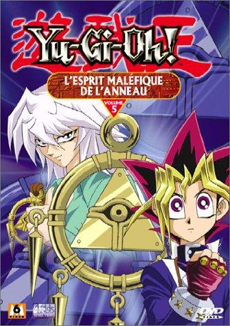 Yu-Gi-Oh ! - Vol.5 : L'Esprit maléfique de l'Anneau