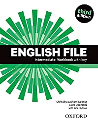 English File Intermediate : Workbook with Key