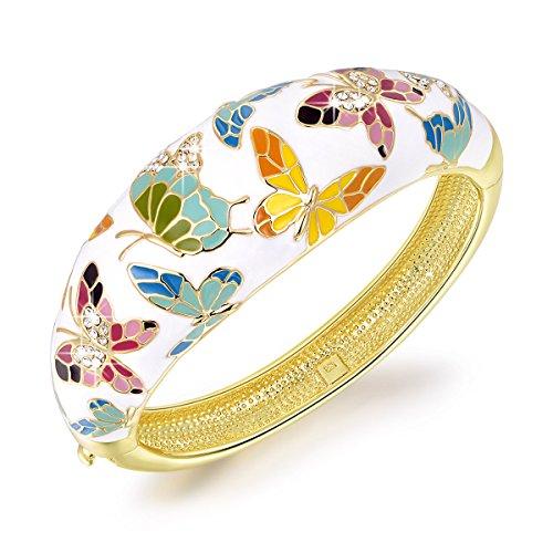 PM-Primavera-Versalles-Pulsera-Mujer-Joyeria-Mariposa-del-esmalte