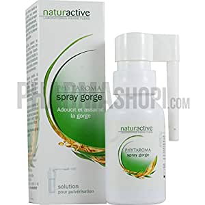 Naturactive Phytaroma Spray Gorge 20 ml