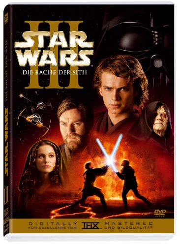 Star Wars: Episode III - Die Rache der Sith (2 (Episode Zwei Wars Star)