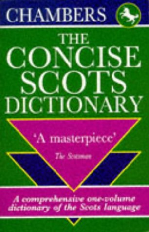 Concise Scots Dictionary (Chambers)