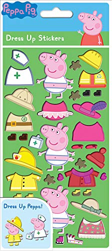 Peppa Pig 01.70.34.001 Sticker, -
