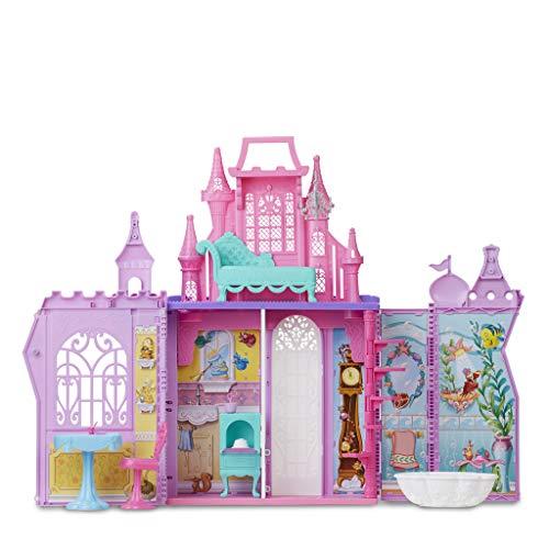 Disney Princess Castillo de Princesas con Bella (Hasbro C6116500)