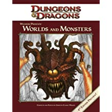 Wizard's Presents: Worlds and Monsters (D&D Supplement)