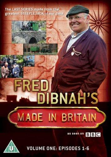 Preisvergleich Produktbild Fred Dibnah's Made in Britain - Volume One: Episodes 1-6 [VHS] [UK Import]