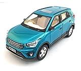 #9: Hyundai KRT (Creta) Miniature SUV Car | Pull Back Action |Blue Color