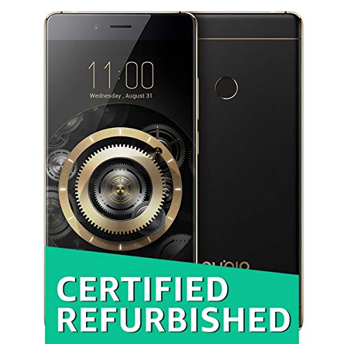 (Certified REFURBISHED) Nubia Z11 NX531J (Black-Gold)