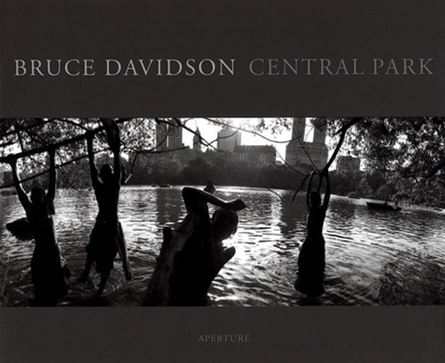 Bruce Davidson Central Park (Hardback) /Anglais