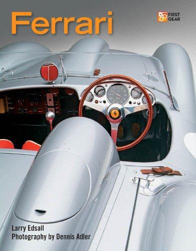 Ferrari (First Gear) (English Edition)