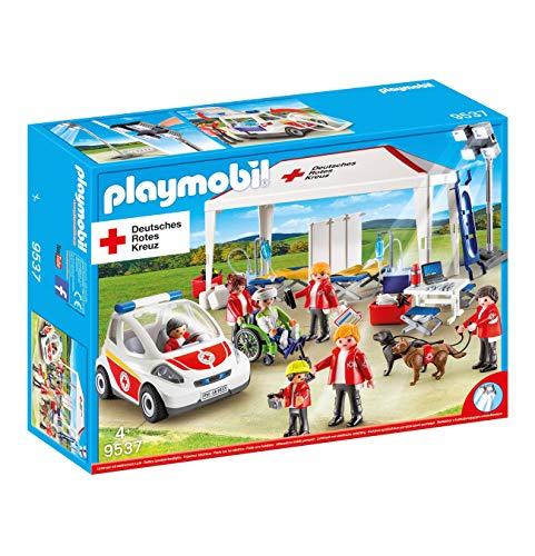 Playmobil 9537 Drk Tienda campaña Ambulancia vehículo