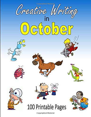 October (100 Printable Pages) ()