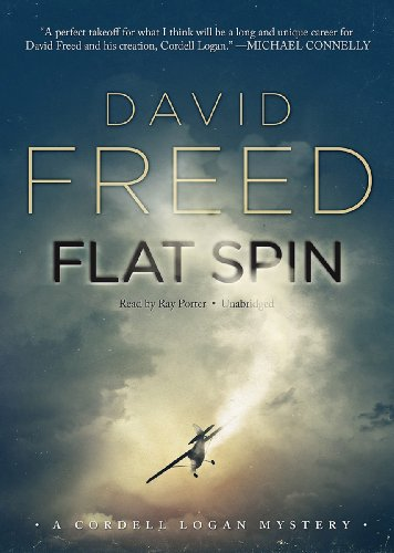 Flat Spin (Cordell Logan Mystery)