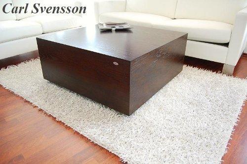 Design Couchtisch Tisch W 555 Walnuss Wenge Carl Svensson
