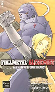Fullmetal Alchemist Roman Edition simple Tome 3