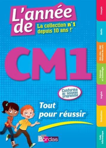 L'Anne de CM1 - Nouveau programme 2016