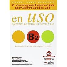 Competencia gramatical en uso B2