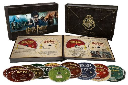 Harry Potter Pack: Hogwarts Collection [Blu-ray] + DVD
