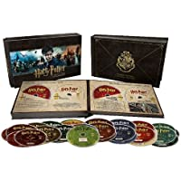 Pack Harry Potter: Colección Hogwarts [Blu-ray] + DVD